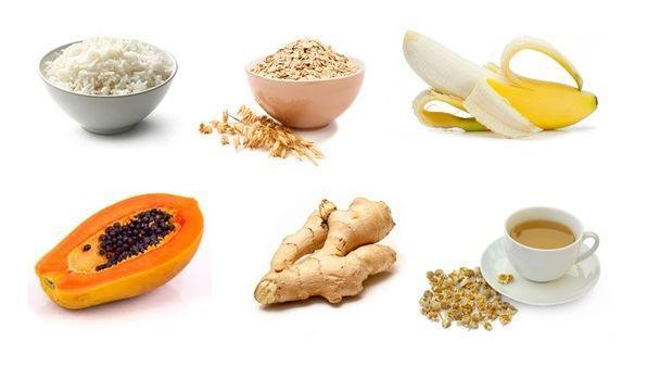 Alimentos bons para o estômago